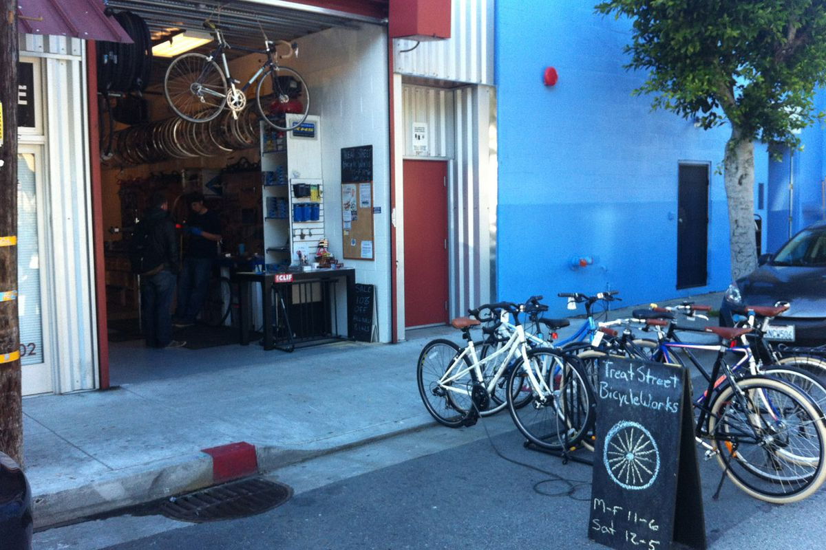 """Image via <a href=""""http://treatstreetbicycle.com"""">Treat Street Bicycle Works</a>."""