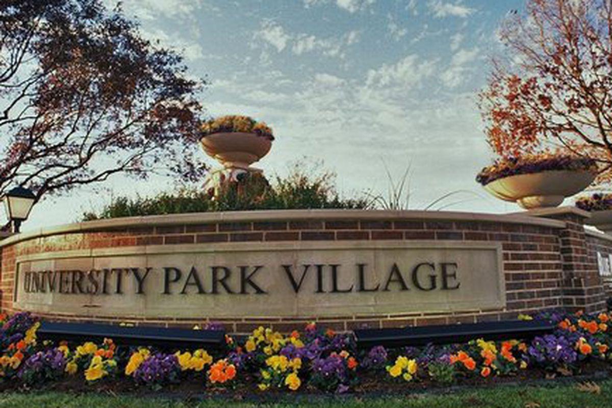 Image via University Park Village/Facebook