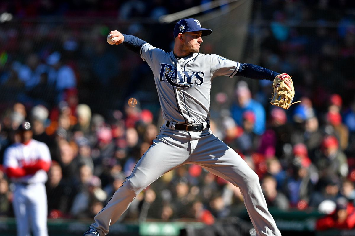 Rays 3 Red Sox 10 Tampa Bay Loses To Boston As Faria Struggles
