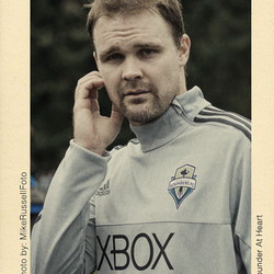 Retro Inspired Sounders Player Cards For The 2015 Season