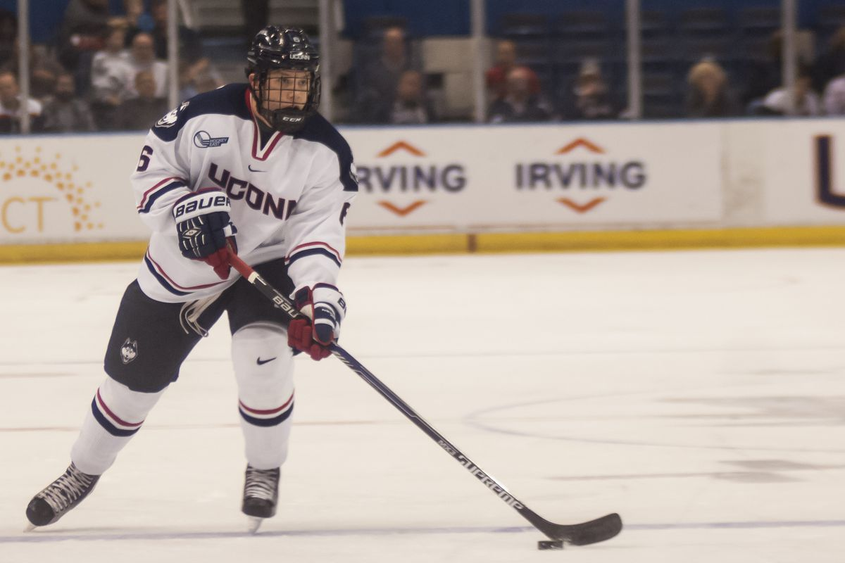 Can Johnny Austin and the Huskies get back on track with a win over another top-10 opponent?