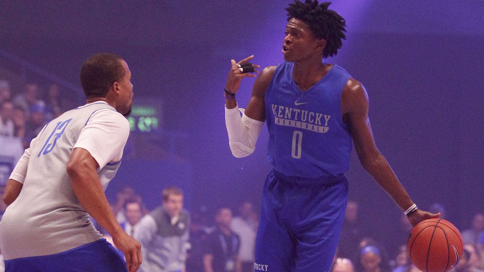 Espnu To Televise Uk Basketball Practice: Kentucky Basketball Blue-White Game: Start Time, TV Info