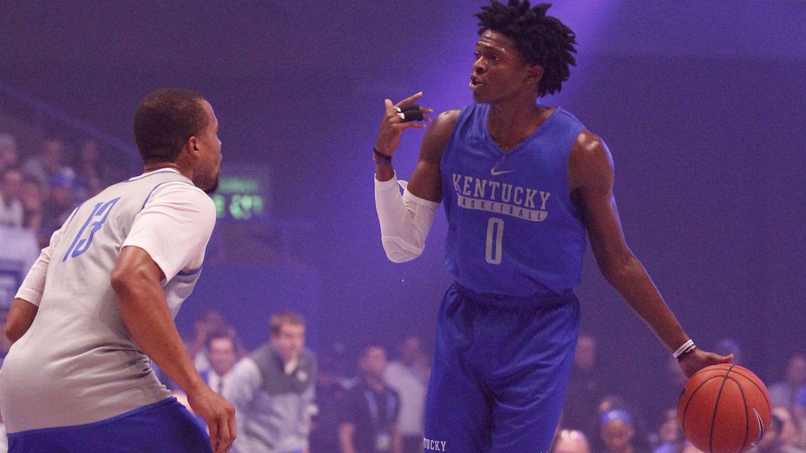 Uk Basketball: Kentucky Basketball Blue-White Game: Start Time, TV Info