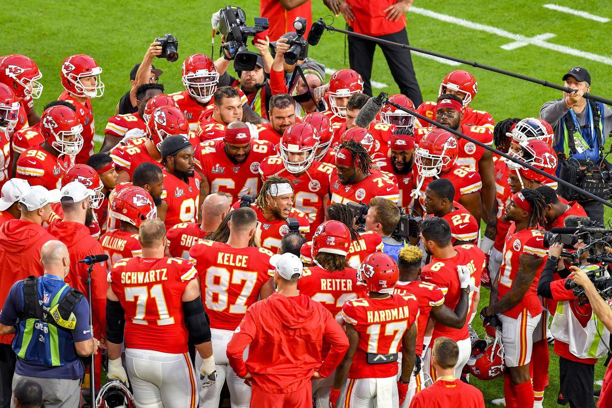 Super Bowl 2020 - 49ers VS. Chiefs