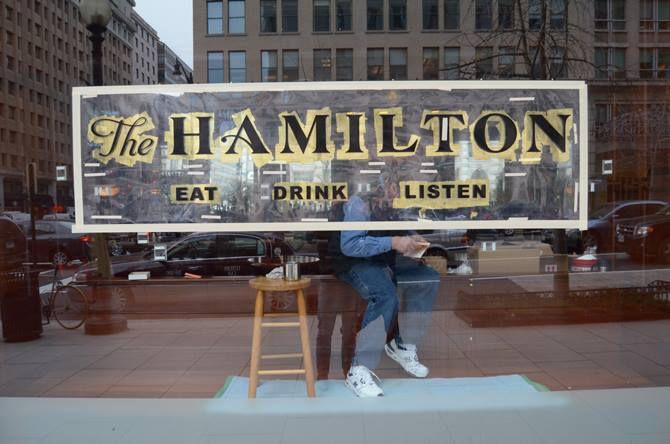 The Hamilton Sign Facebook