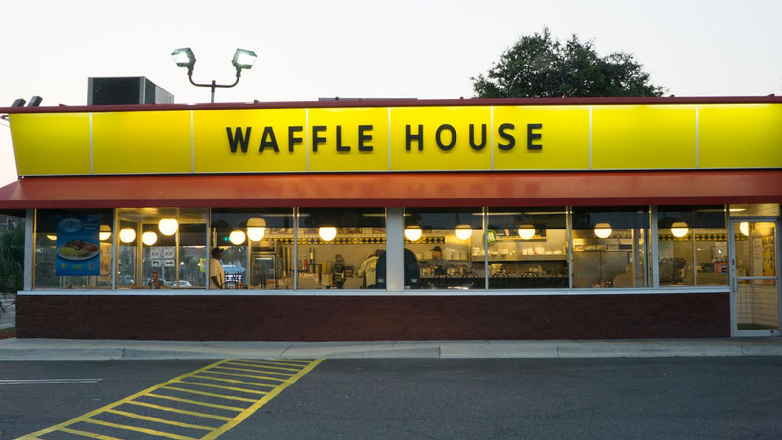 Waffle House Partners With Package Delivery Start-Up