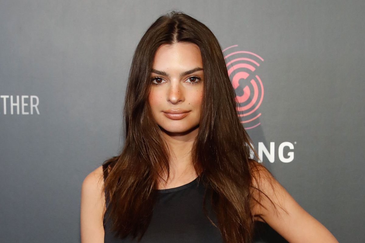 Model, Actress And Entrepreneur, Emily Ratajkowski, Attends STRONG By Zumba High-Intensity Workout Class With Fitness Superstar And SBZ Master Trainer, Michelle Lewin, In New York City