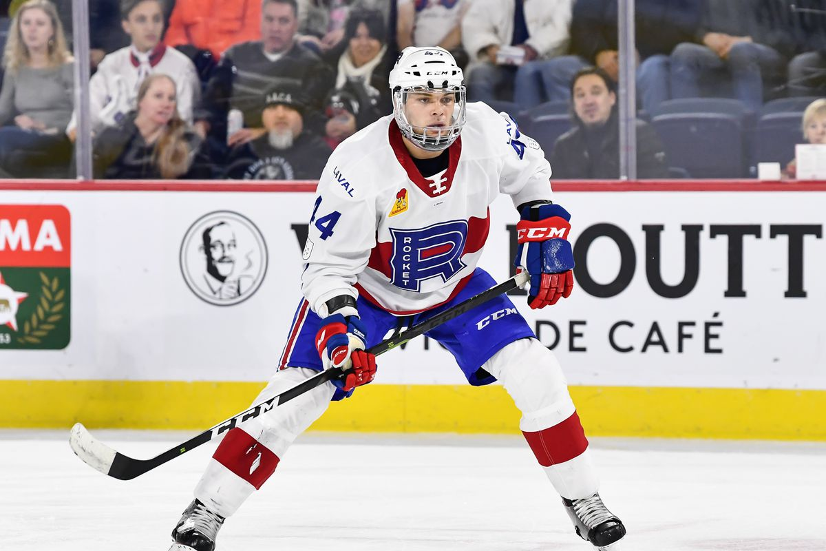 Noah Juulsen cleared by doctors, sent to Laval - Eyes On ...