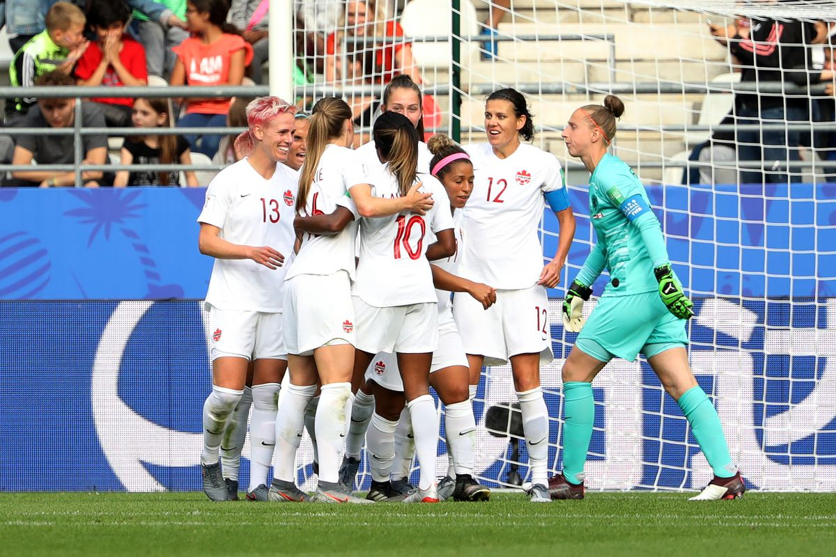 Netherlands v Canada: Group E - 2019 FIFA Women's World Cup France