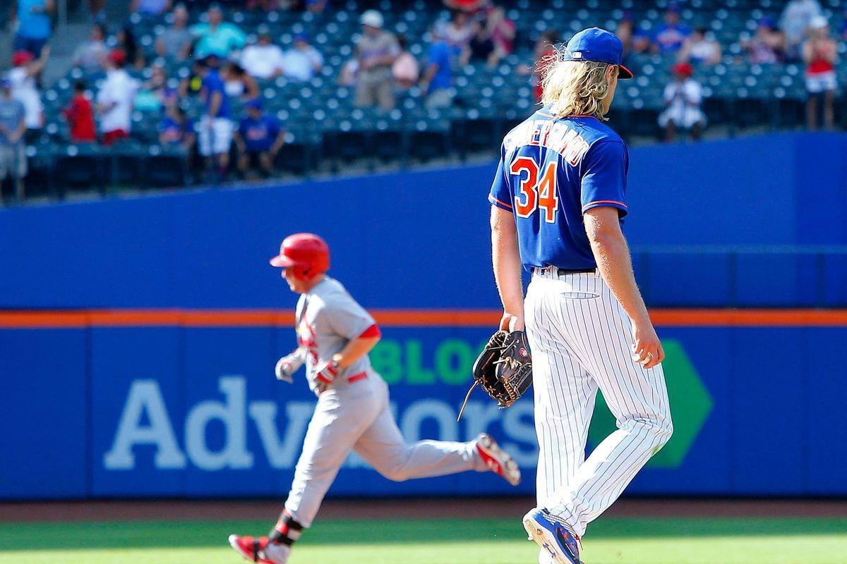 Mets Vs. Cardinals Recap: Syndergaard Struggles With