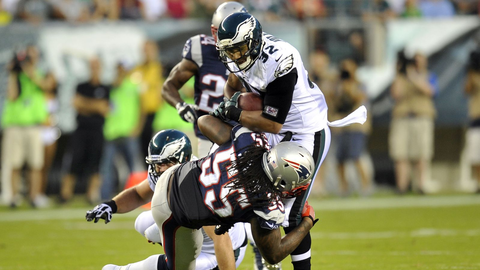 Patriots vs. Eagles 2014 Preseason Preview with BGN Radio ...