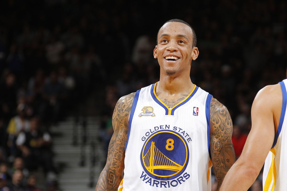 best service cb21f fa6ac Warriors to attend workout with Monta Ellis and Amar'e ...
