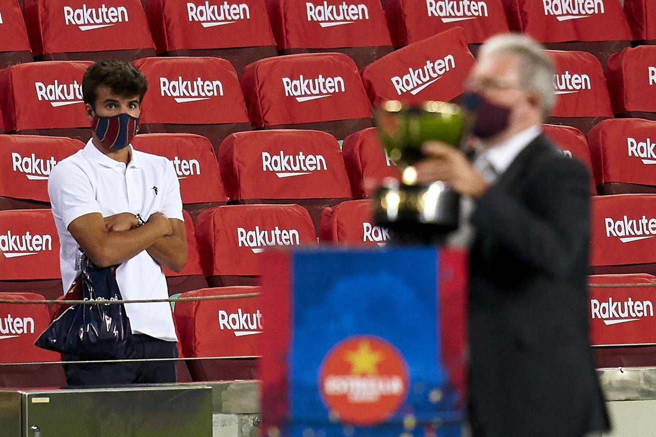 Koeman discusses Riqui Puig?s future after Barca win