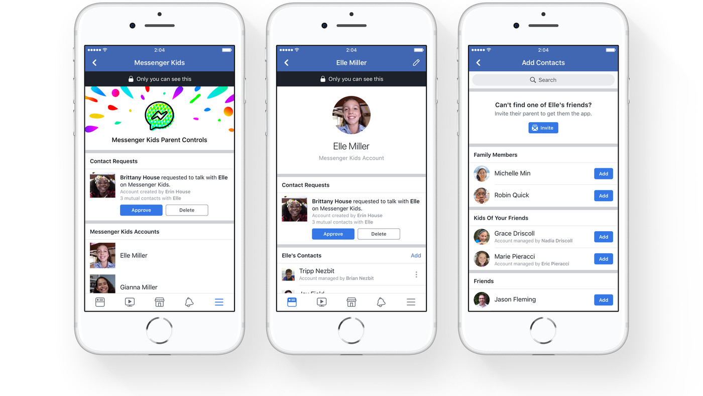 How Messenger Kids takes more from families than it gives them - The