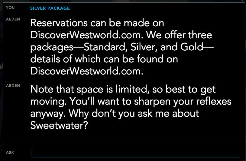 DiscoverWestworld.com