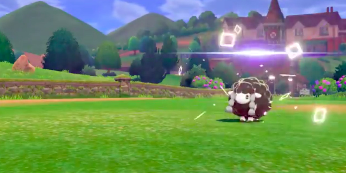 Pokémon Sword and Shield has an even rarer type of shiny to collect