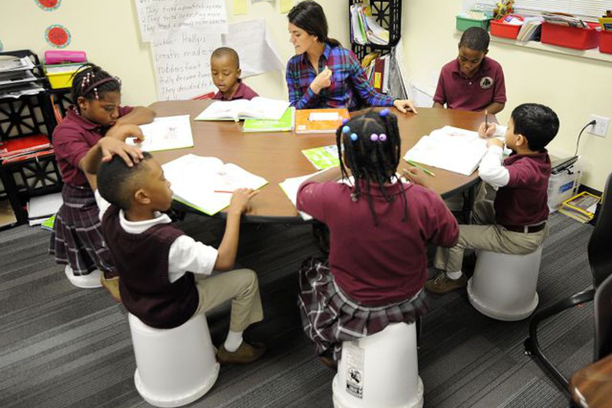 The Tindley Accelerated Schools network has two elementary schools, two middle schools and a high school.