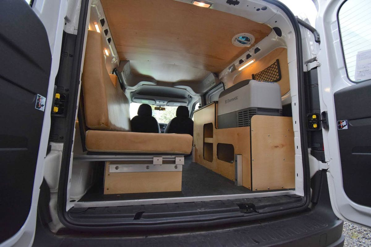Camper Van Conversion From Cascade Campers Costs 7k Curbed