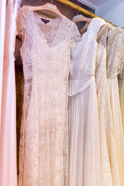 Here Comes The Bride Bhldn Opens In Anthropologie Racked Dc