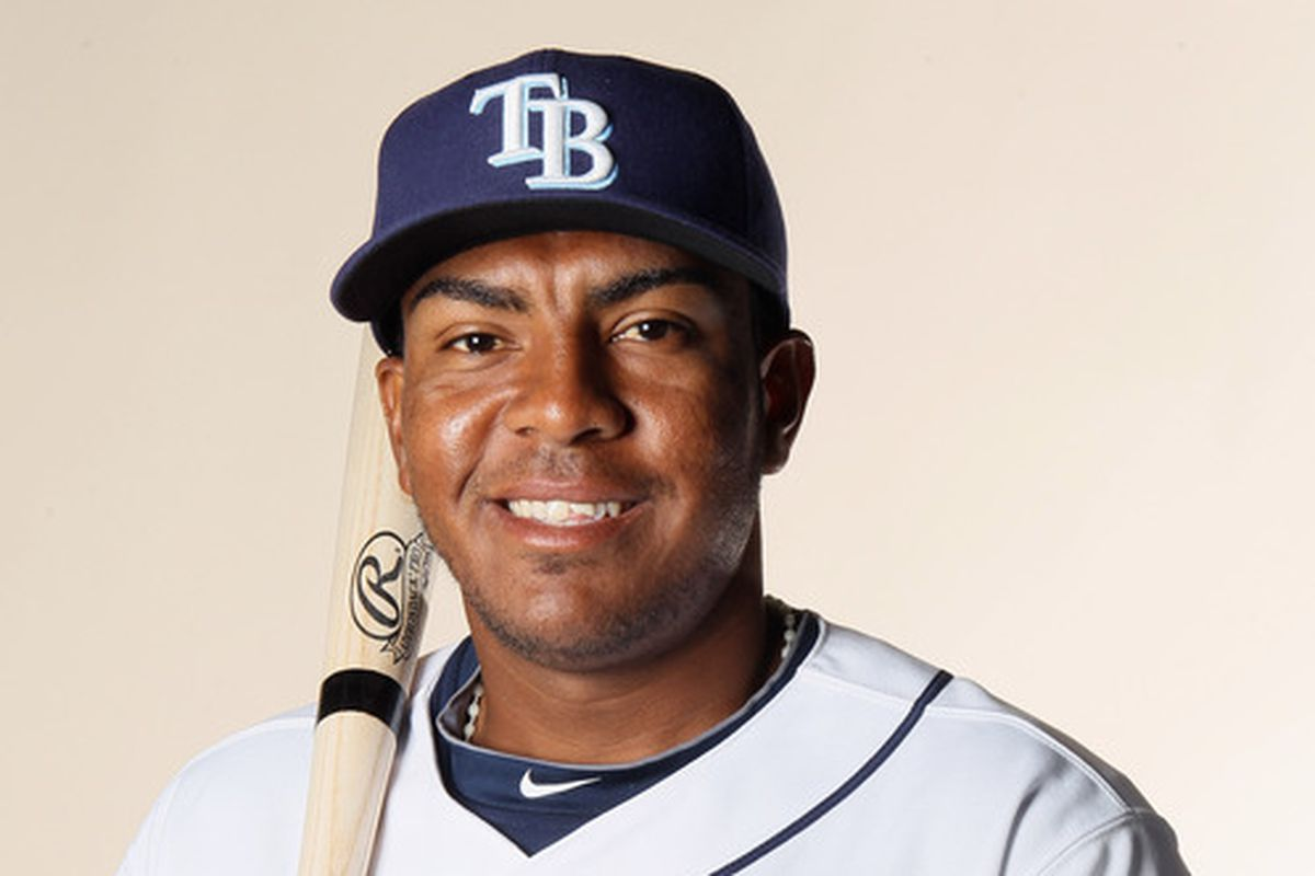 Daniel Mayora while with the Rays