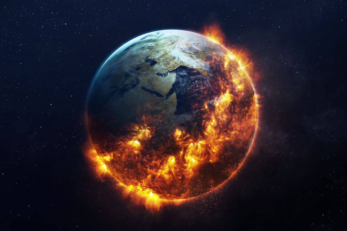 no country on earth is taking the 2 degree climate target seriously