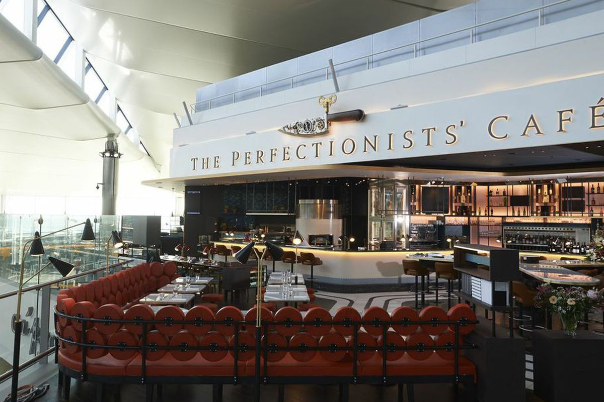 The perfectionists 39 caf heston blumenthal 39 s new heathrow for Andy s chinese cuisine san francisco