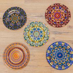 Damien Hirst Plates, $38