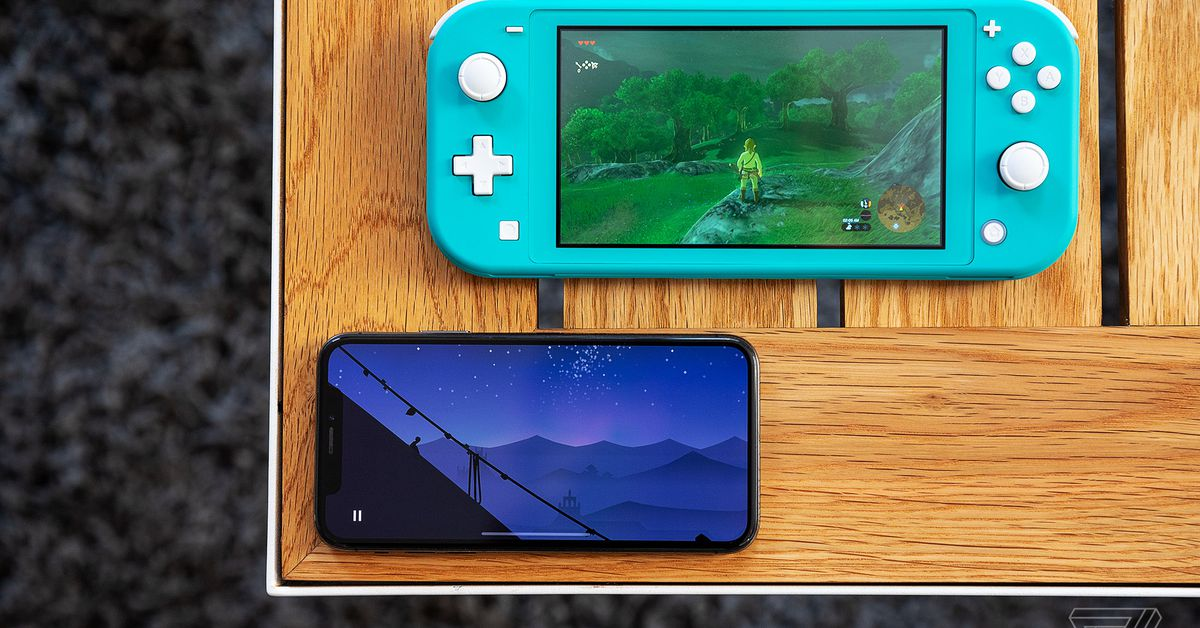 Nintendo Switch update lets you share screenshots to your phone or PC - The Verge