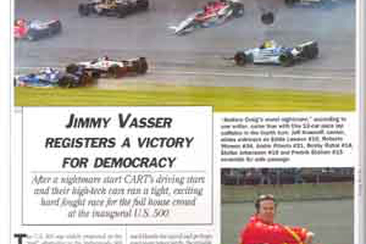 The battle over who is to blame for the decline of IndyCar racing is as heated and devoid of true context as any political wingnut debate.