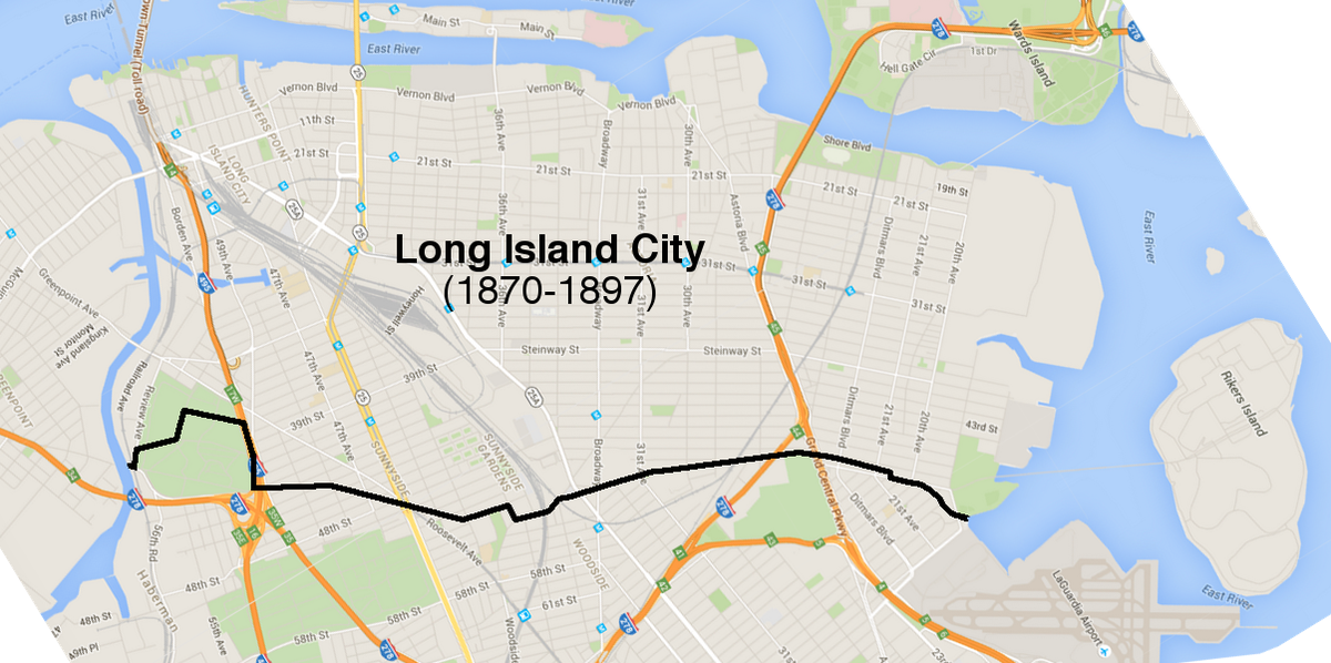 Lower Manhattan Zip Code Map.How Queens Became New York City S Largest Borough Curbed Ny