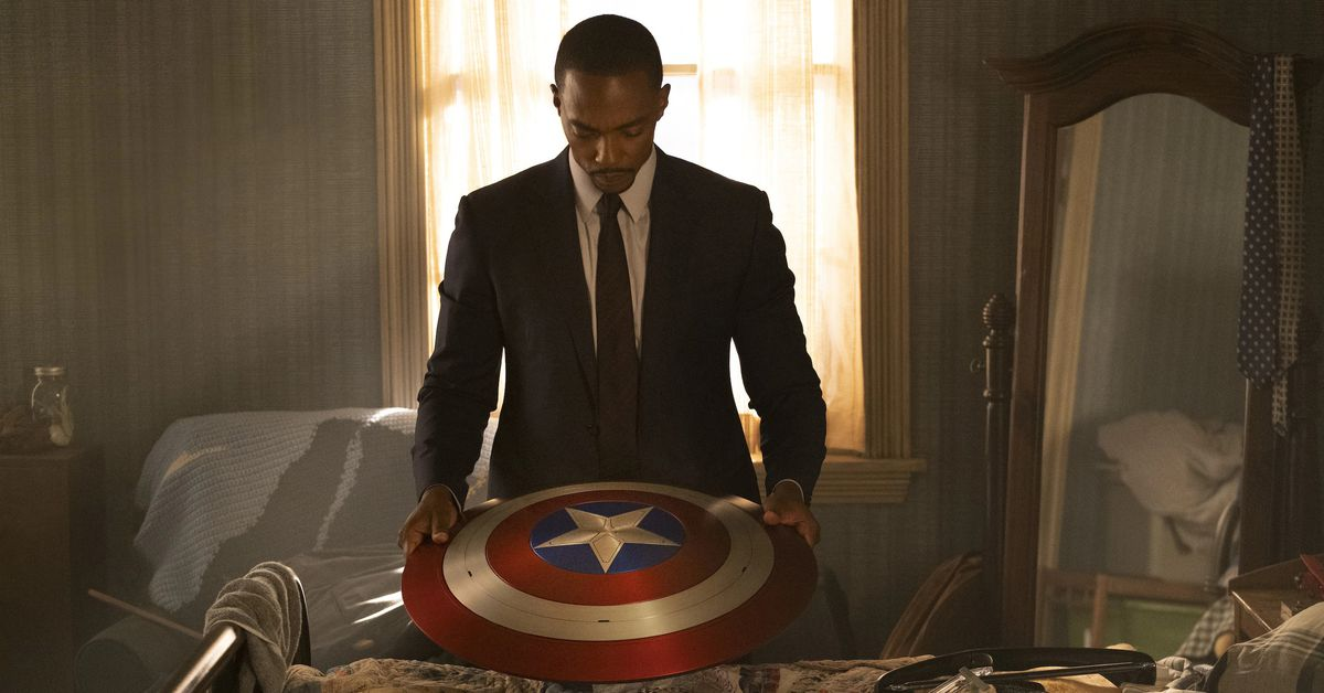 The Falcon and the Winter Soldier is a brief respite in a post-Thanos world