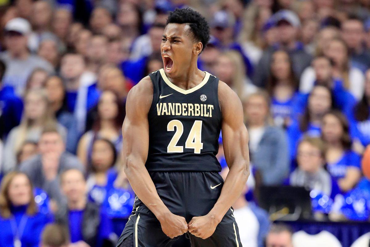 Vanderbilt v Kentucky