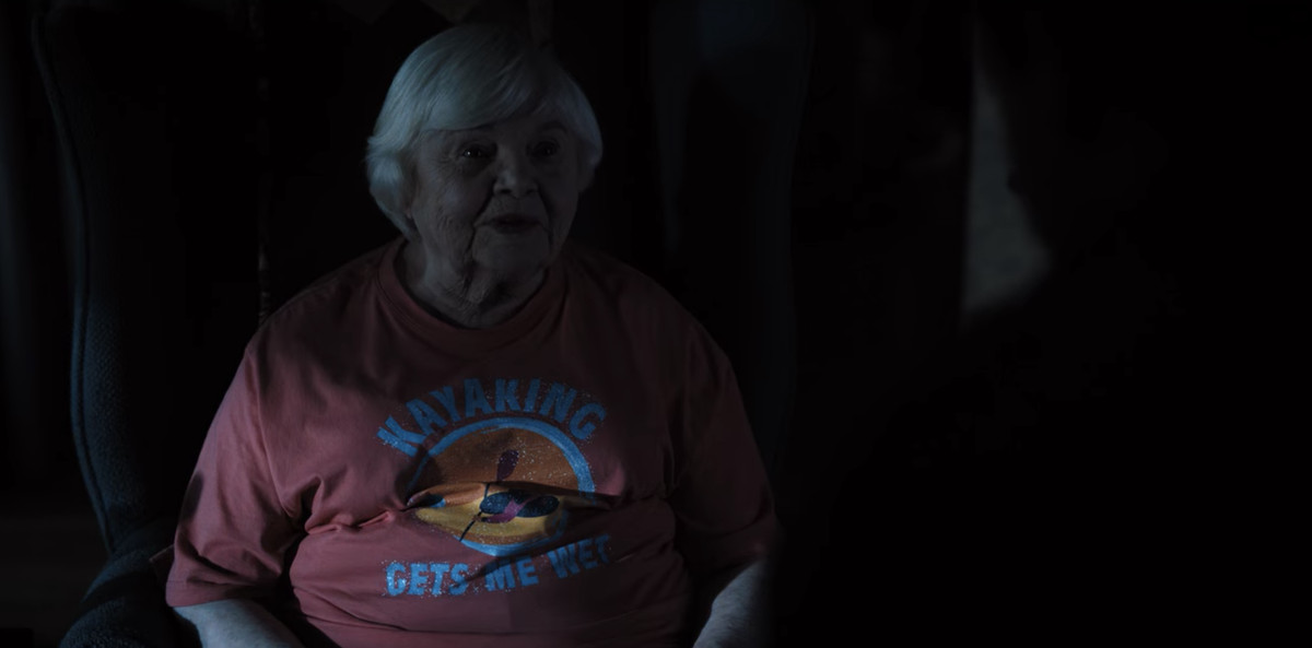 june squibb in hubie halloween