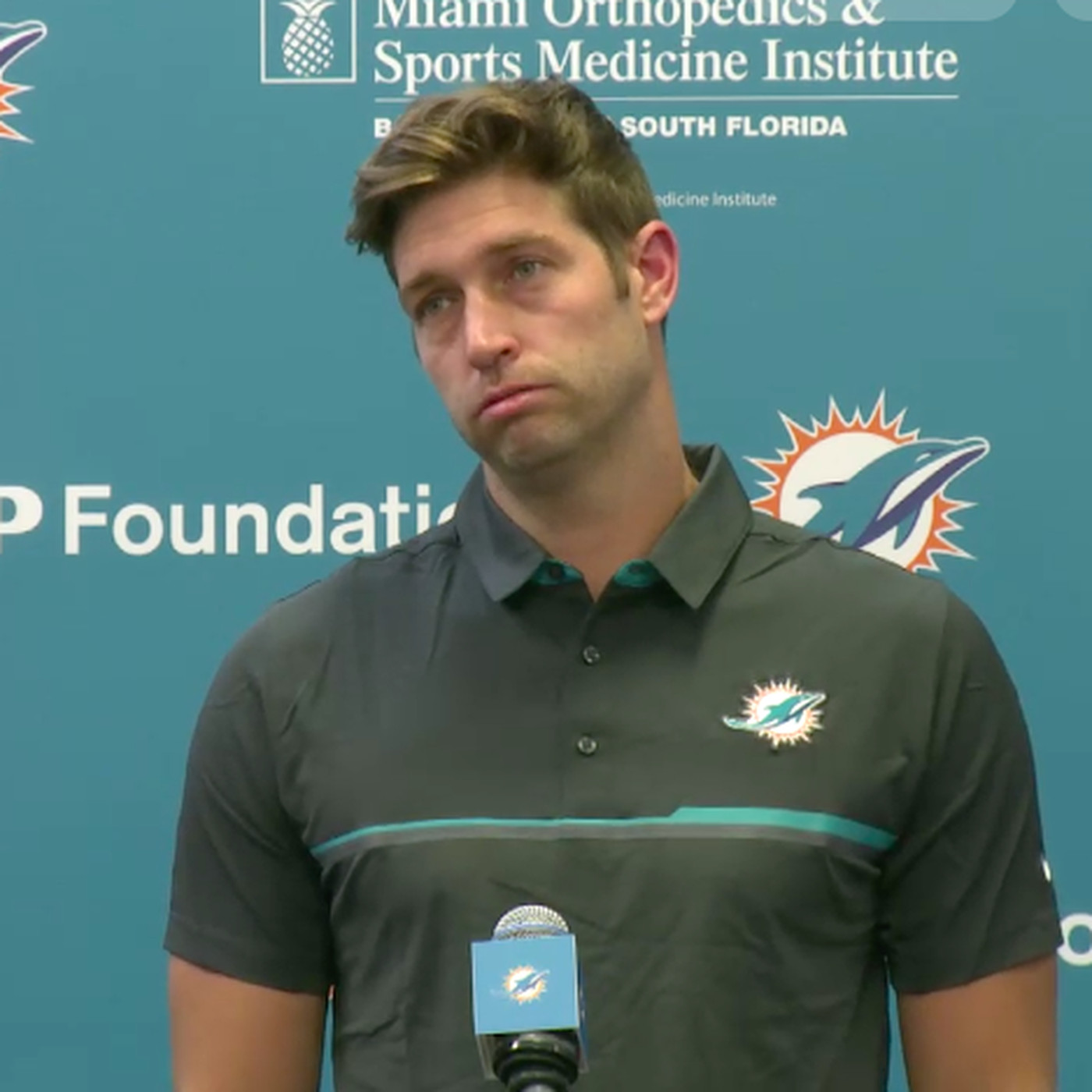 Jay Cutler has been back in the NFL for 1 day b8b7f7679