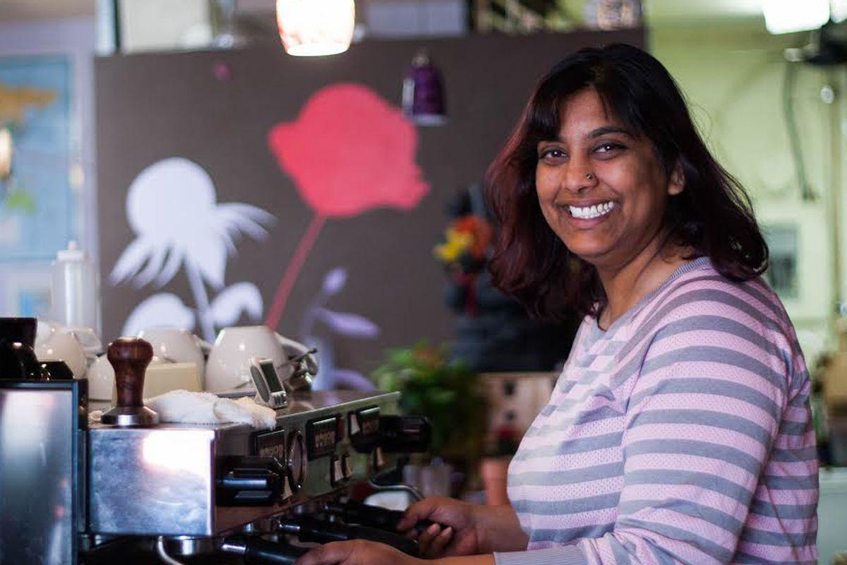 Mekada and Mingus' chef/owner Prashanti Reddy