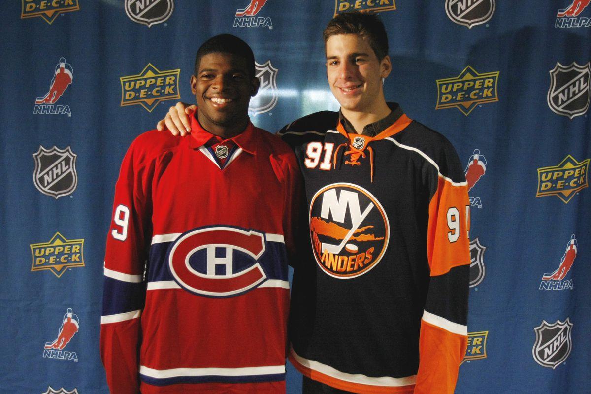 Upper Deck NHL Rookie Debut