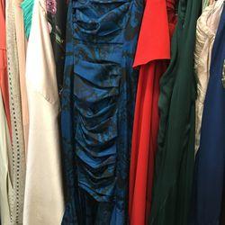Vera Wang gown, $423