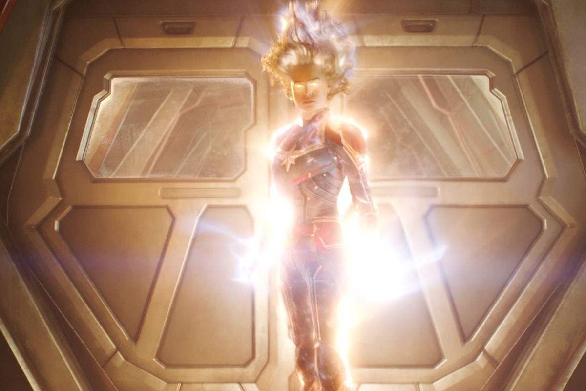 captain marvel super powers