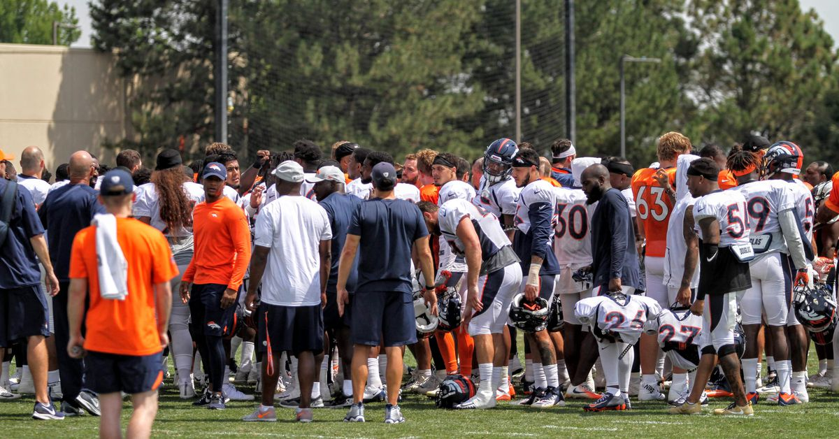 Scenes from Day 13 of Broncos Camp