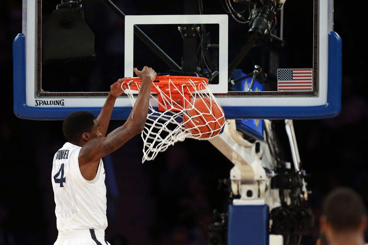 NCAA Basketball: Big East Conference Tournament-Seton Hall vs Xavier