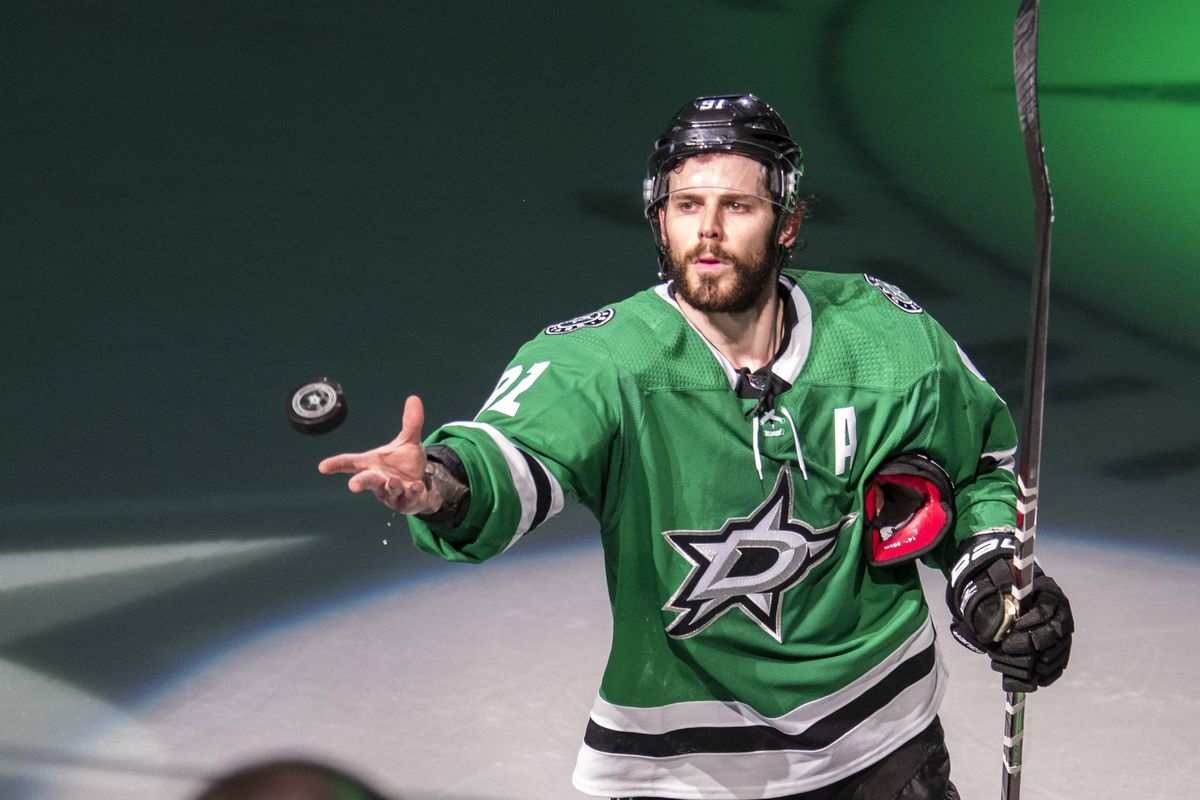 sports shoes 4da63 af705 Dallas Stars Daily Links: Will 2019-20 Be A Career Season ...