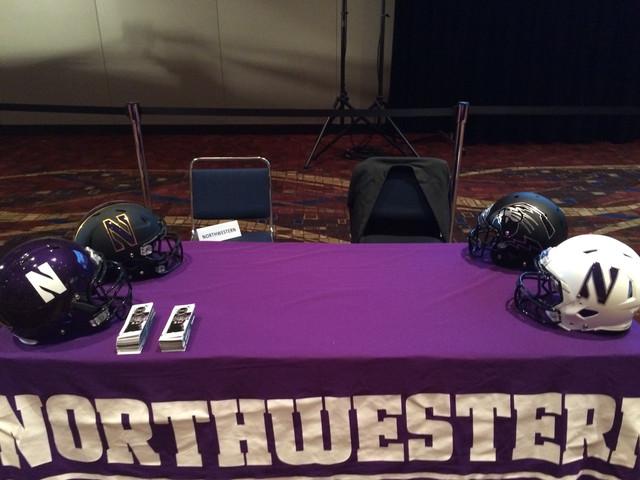 Northwestern Helmets