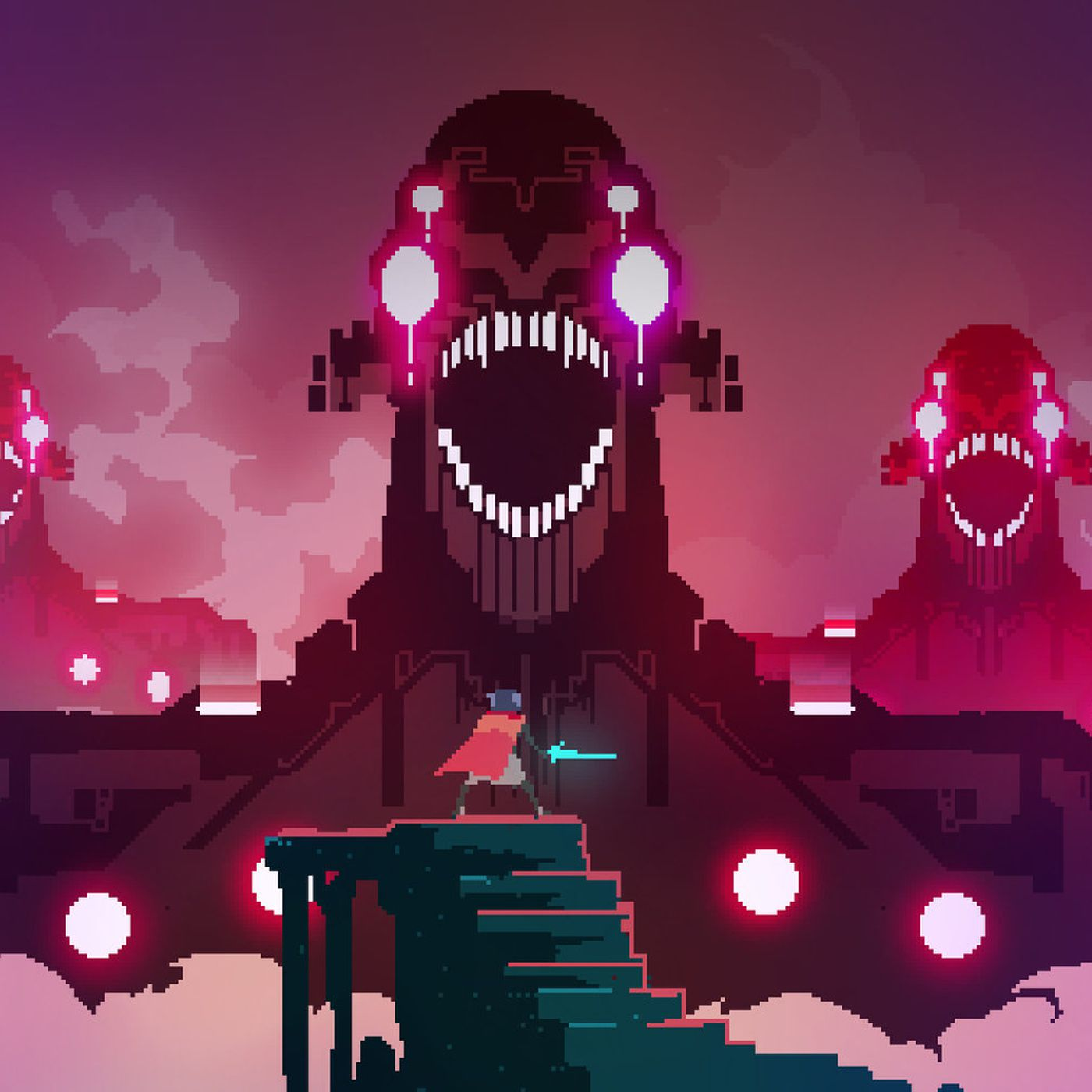 Hyper Light Drifter Is Coming To Switch Polygon
