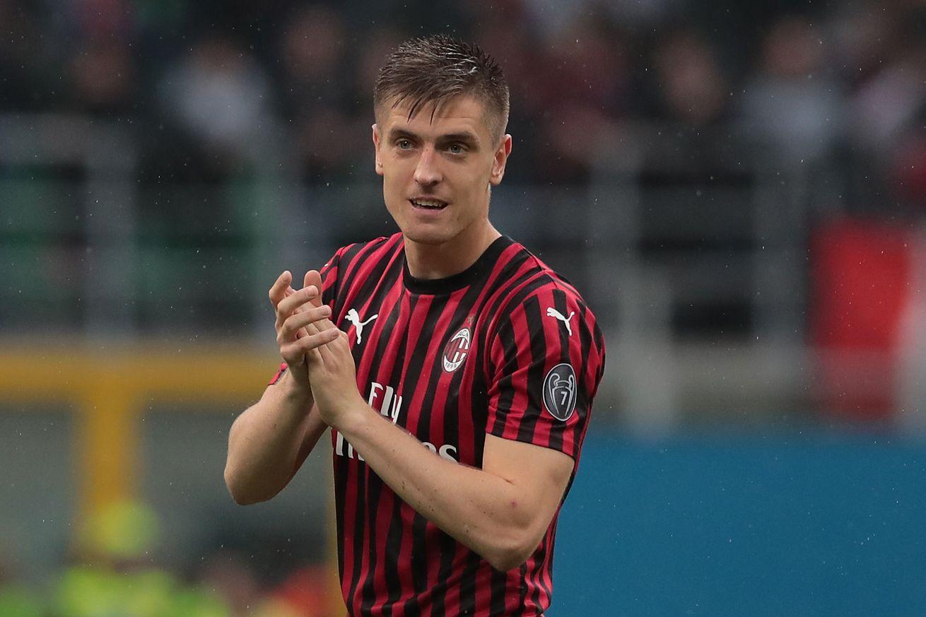 Piatek to be the next AC Milan number 9