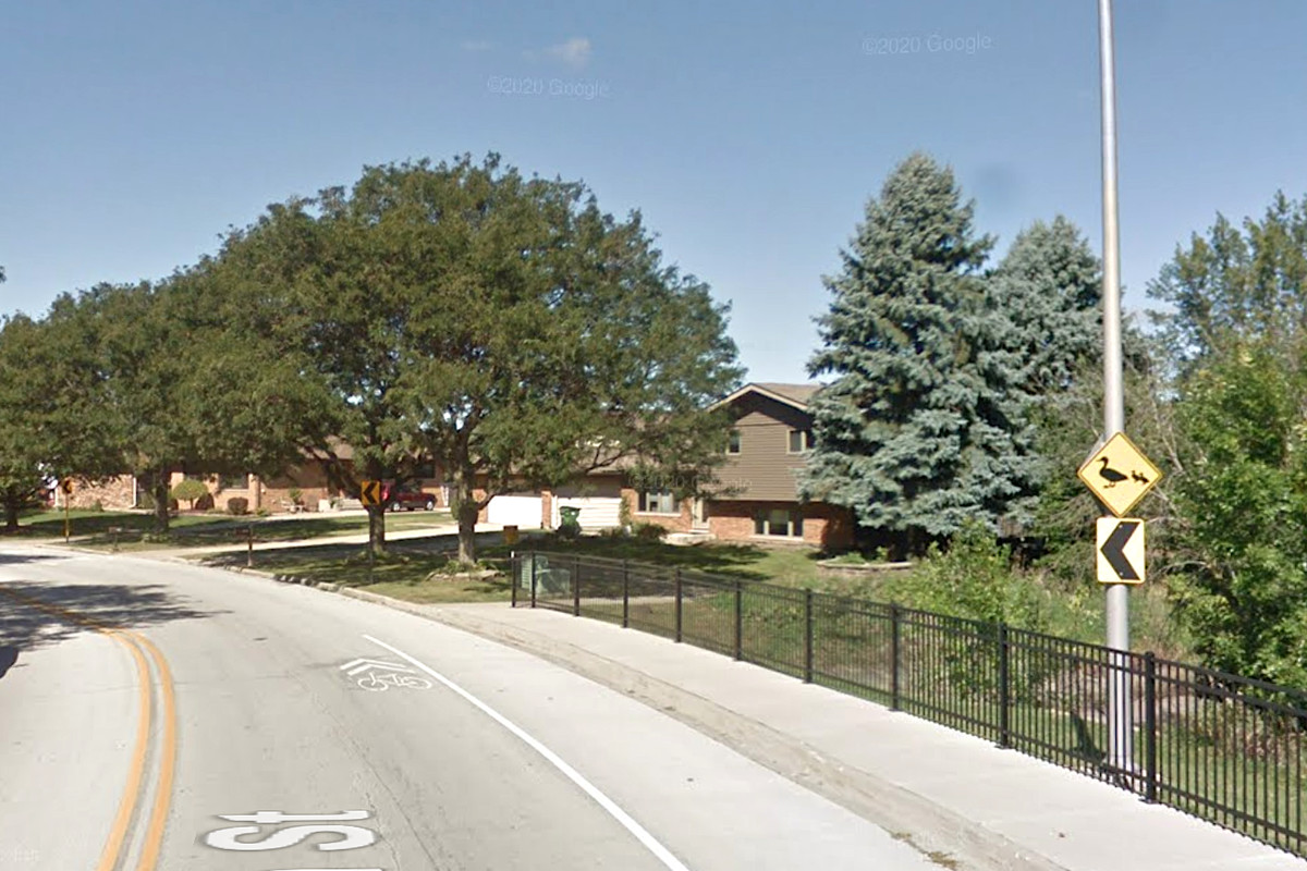 Crews responded to a fire Oct. 27, 2020, in the 7600 block of West 167th Street in Tinley Park.