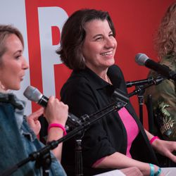 CMO Lindsay Nelson hosted top advertising industry experts from McCann and Diageo and Planned Parenthood's Chief Brand Officer to dive into the complex landscape of brands engaging with social movements.