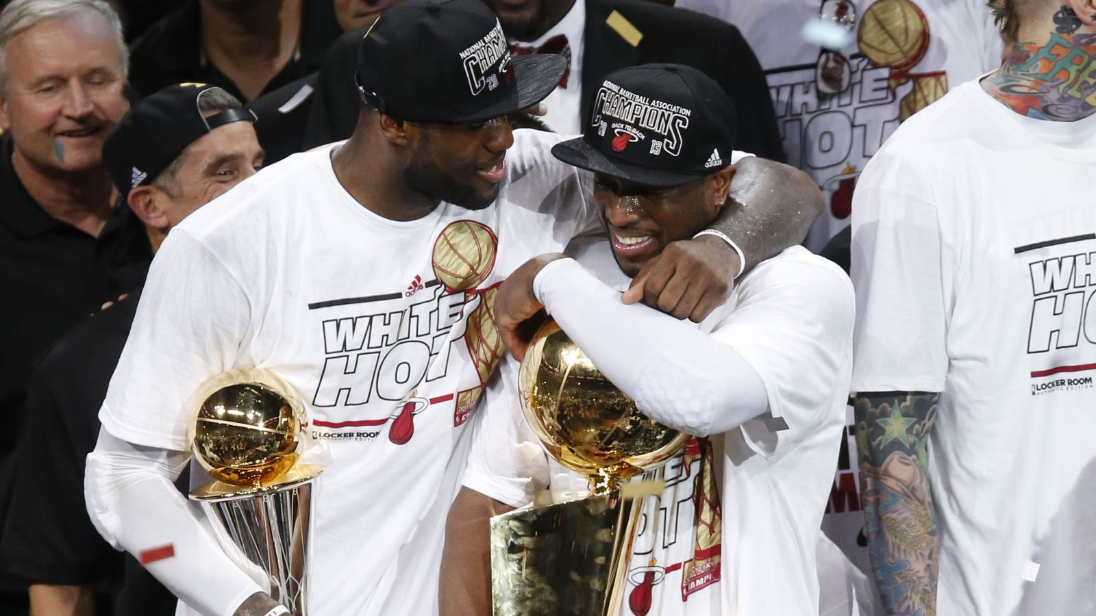NBA Finals 2013: LeBron, the Heat, and the champions we've always wanted