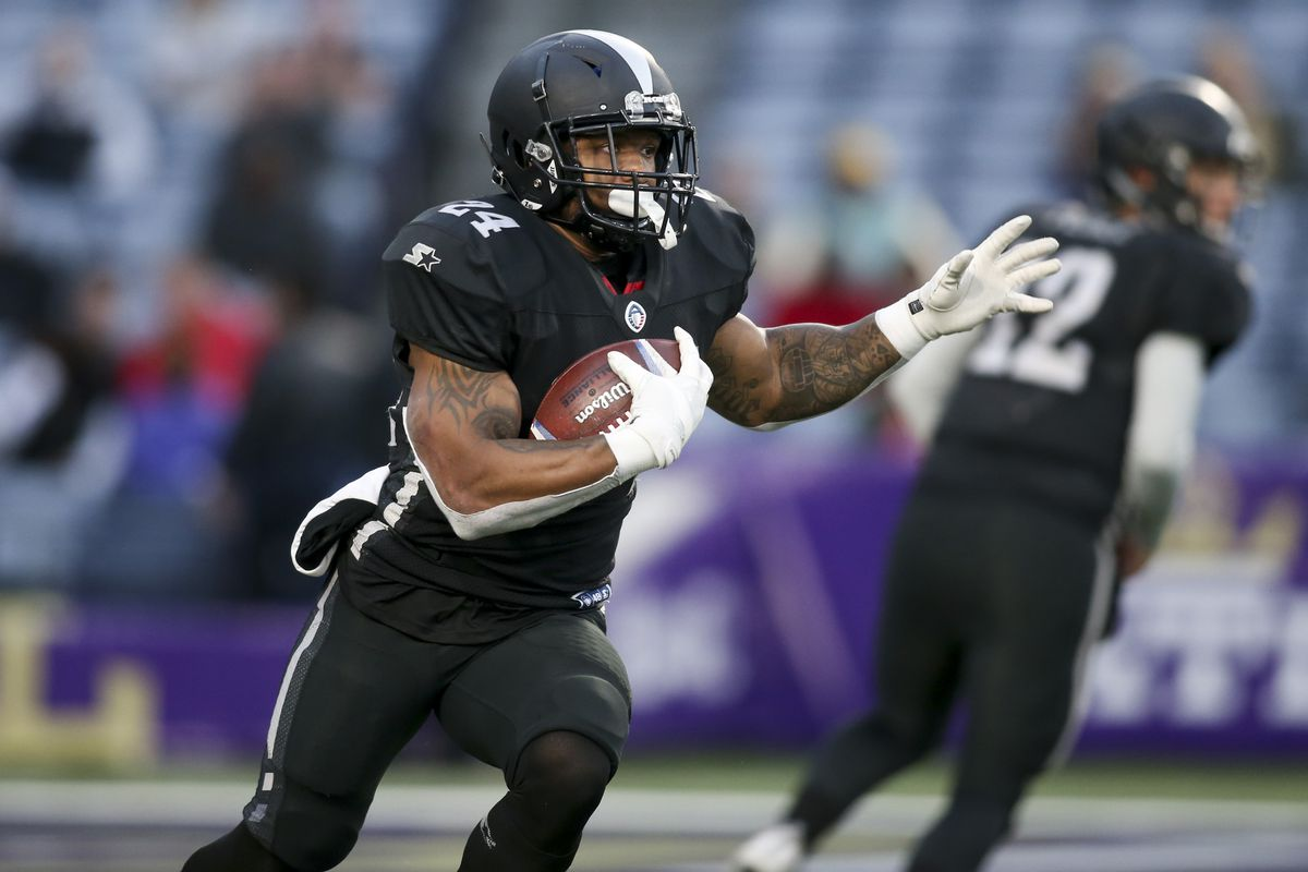 AAF 2019 schedule: Game times, TV channels, and live stream