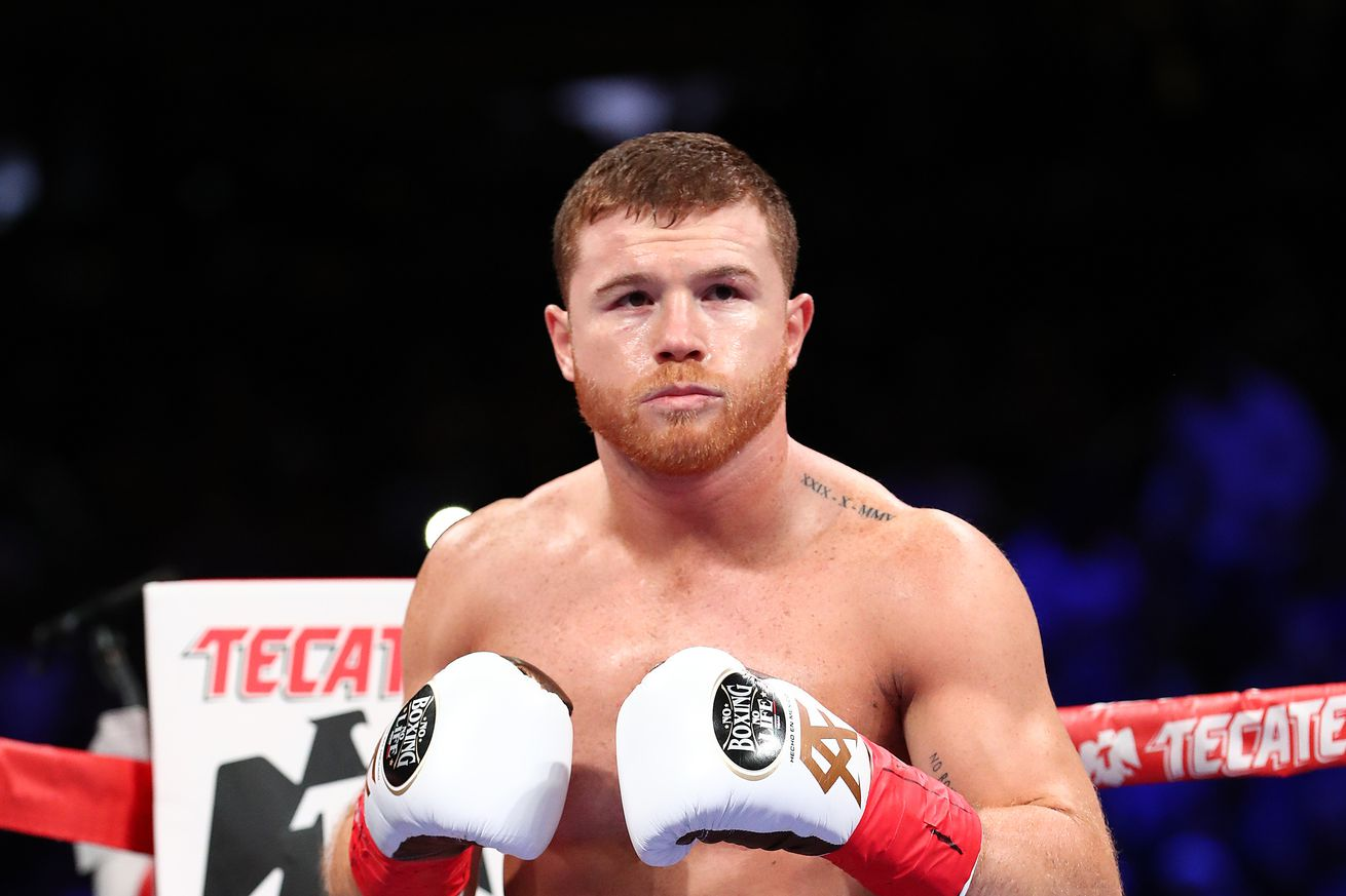 1083740868.jpg.0 - Canelo to face Jacobs on May 4