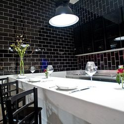 Get intimate at the chef's table